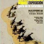Exposición de grabados de MIQUEL BARCELÓ «GESTO DE LA NATURALEZA», en la sala CAM de Elche.