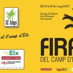 XII Jornadas Culturales y de Estudio del Campo de Elche 2007